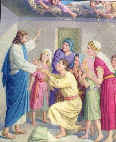 Resultado de imagen para Lucas 5,17-26