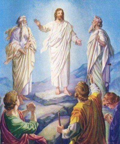 Resultado de imagen para Mateo 17,1-9